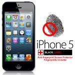 아이폰5전용 지문방지 액정보호필름