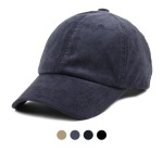 [디꾸보]코듀로이 솔리드 볼캡 모자 ET713