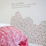 들꽃언덕 (작은꽃) - 반제품A타입 그래픽스티커
