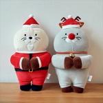작소 심쿵 물개인형 크리스마스 SET 25cm