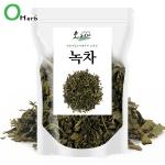 국내산 녹차잎 말린녹차잎 250g (국내산 100%)