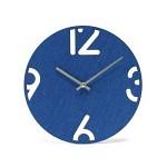 [퍼니피쉬]심플데님시계 - 블루