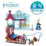 디즈니 프린세스 겨울왕국 미니돌 플레이세트