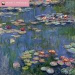 2020 캘린더 모네의 수련 Monet's Waterlilies