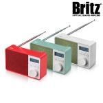 브리츠 팬시스타일 휴대용 올인원 블루투스 스피커 BA-SD7 SoundPocket (블루투스 4.2 / FM라디오 / 시계)
