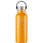 아시아한정판 오렌지칼라 스텐 보온보냉 물병 500 ml  CO500