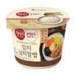 [CJ제일제당] 한끼 식사 김치날치알밥 188gx3개