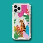 범퍼클리어 케이스 - 호랑이(Tiger)
