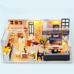 [adico]DIY 미니어처 하우스 - 모델하우스