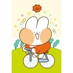메이드인 선샤인 자전거 엽서