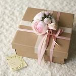 빼빼롱와 향초 선물상자