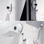 픽싱아트 샤워기거치대 비누걸이 다용도걸이 욕실용품