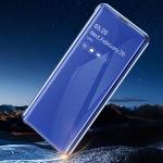 갤럭시노트9 모던 클리어 뷰 플립 커버 핸드폰 케이스