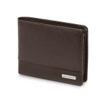 T 클래식매치 가죽컬렉션-가로형 동전지갑/플랩