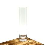 유리화분 화병 수반 N0520R (긴원형) 5x20cm