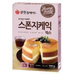 큐원 스폰지케익 믹스 500g (오븐용)