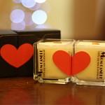 하트캔들 미니 2종 선물세트