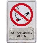 노스텔직아트[10181] No Smoking Area
