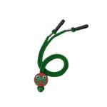 키즈 동물 캐릭터 마스크 스트랩 - 그린(Green)