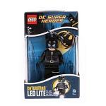 레고 DC 슈퍼 히어로즈 (캣우먼 LED 키체인)