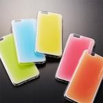 향기나는 아이폰6플러스,6s 플러스 케이스,말랑말랑한 촉감의 독특한 푸딩케이스