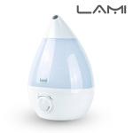 [라미] 초음파 미니 물방울 가습기 LMUH-20WP