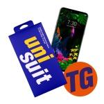 LG G8 3D 풀점착 강화유리 슈트 1매 (UT190098)