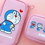 도라에몽 봉제필통-핑크