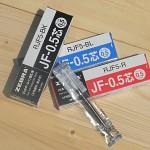 [ZEBRA] 0.5mm 중성펜-일본 제브라 사라사/사라사클립  리필심 JF-0.5 1다스(10개입)