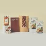 [BOOK&FOOD] '컬러풀박스'_브라운 에디션