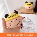 에어팟 pro/2/1 미키 모자 찰리 캐릭터 실리콘 케이스