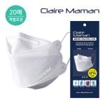 클레어마망 KF94 미세먼지 마스크 20매