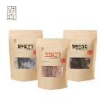 [말린제주] 수제 육포 간식 (3종) - 옵션선택