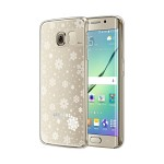 Galaxy S7 Edge Clear Gold (Snow)