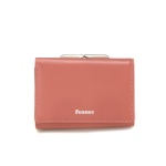 [5/24 예약배송] FENNEC FRAME WALLET - LIGHT BRICK