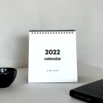 데스크 캘린더 2022