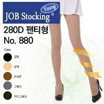 [이허브]잡스타킹영 팬티형 단계압박스타킹 280D 강압 25-32mmhg (880)