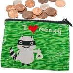 [BlueQ] 아이 하트 동전 지갑