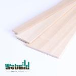 위빌드 모형재료 Basswood sheet 바스우드 쉬트