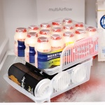 이노마타 냉장고 캔 정리대 500ml