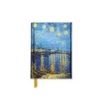 포켓노트 Van Gogh -Starry Night over the Rhone