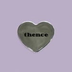 MINI HEART MIRROR_CHROME