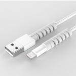 USB 충전케이블 절단 단선 방지 트위스트 보호슬리브