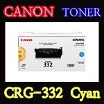 캐논(CANON) 토너 CRG-332 / Cyan / CRG332 / Cartridge332 / LBP7780CX / LBP7784CX / LBP7786CX