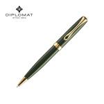 디플로마트 엑셀런스 A2 에버그린 금장 볼펜