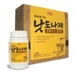 [한미약품] 낫도나제 오메가3플러스 60캡슐 2병