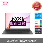 2021년 LG전자 그램16 16ZD90P-GX5LK