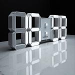 루미너스 2019 3D LED 국산 벽시계 대형