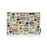 nother NYC Icons Pouch / 나더 뉴욕 시티 파우치 (Large)