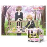 108피스 직소퍼즐 - 카드캡터 체리 벚꽃정원 (미니)